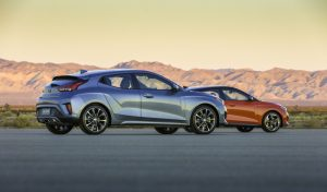 Hyundai Unveil new Veloster and Veloster Turbo