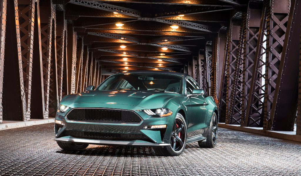 Ford Mustang Bullitt Headed To SA In 2019
