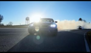 BMW M5 sets 2 new Drift Records (w/Video)