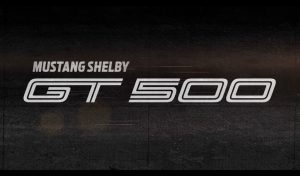 Ford Teases 700hp+ Shelby GT 500 (w/Video)