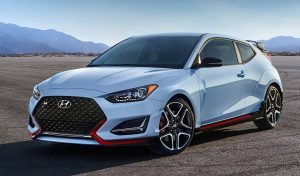 New Hyundai Veloster Leaked Early