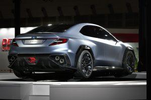 Subaru Viziv Performance Concept, Torquing Cars