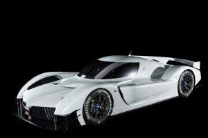 Toyota Hybrid System - Racing, THS-R, Toyota, Toyota Gazoo Racing, GR, GR Super Sport Concept, Torquing Cars