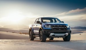 Underwhelming Ford Ranger Raptor Unveiled