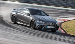 Mercedes-AMG GT 4-Door Coupe Unveiled