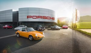 Porsche SA takes over Lamborghini SA distribution