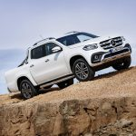 Mercedes-Benz, X Class, X250d, 4Matic, Navara, Review, Torquing Cars