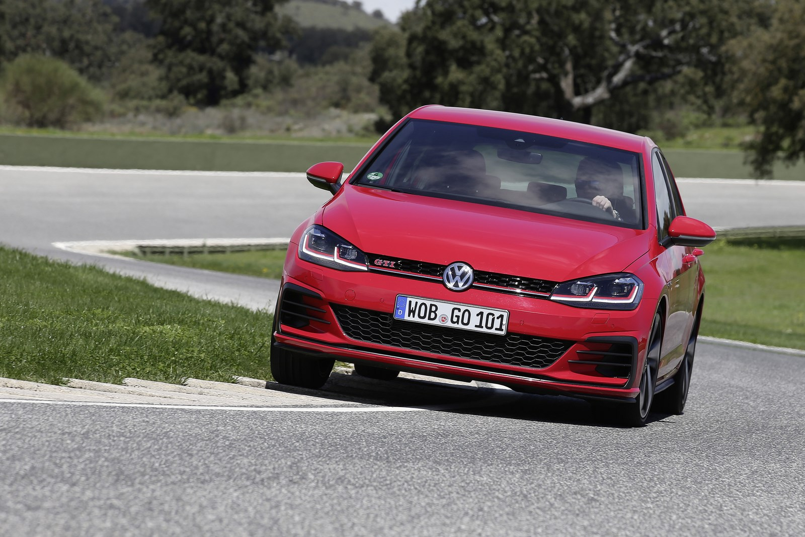 rumour no more 169kw golf gti for south africa torquing cars