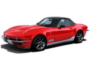 Mitsuoka, Rock Star, MX-5, Miata, ND, Mazda MX-5, C2, Corvette, Stingray