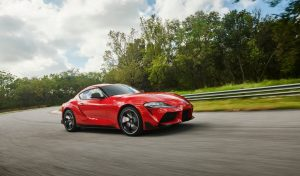 Toyota Supra Returns – A90 GR Supra Unveiled