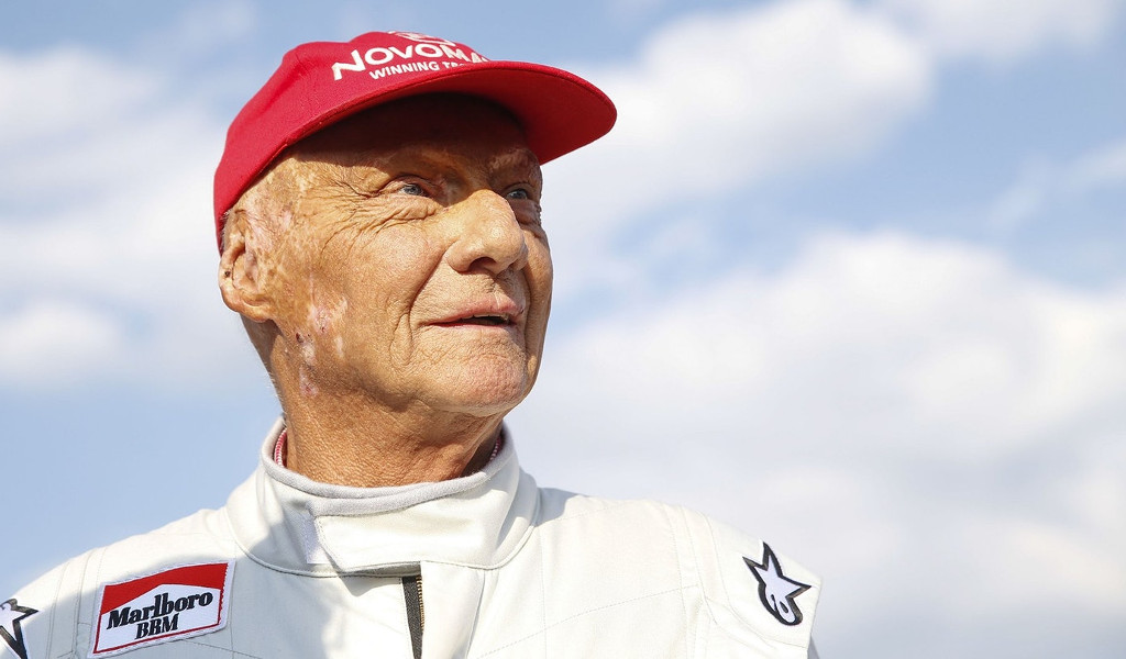 Formula 1 Legend, Niki Lauda, has Died at 70
