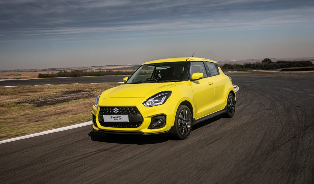 First Drive – Turbocharged Suzuki Swift Sport