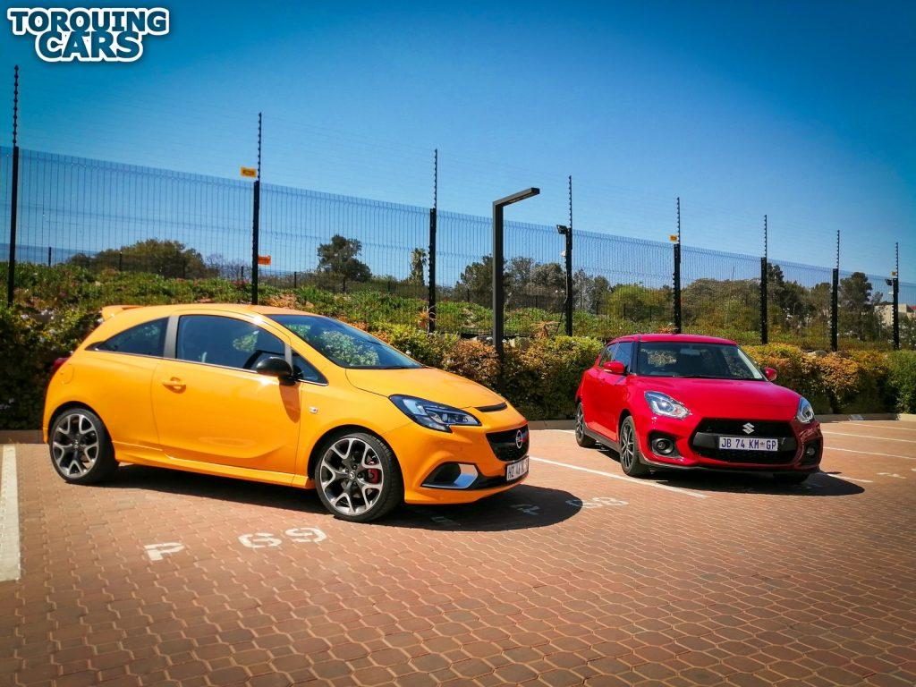 Torquing Cars, Suzuki Swift Sport, Suzuki Swift, ZC33S, Opel Corsa GSi