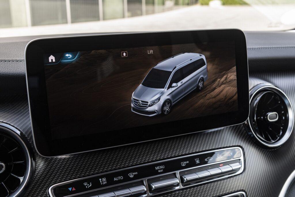 Mercedes-Benz, V-Class, V300d, Torquing Cars