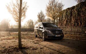 Mercedes-Benz V300d Review: V. Classy, V. Pricey