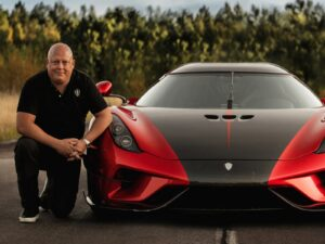 What it's like to Interview Christian von Koenigsegg