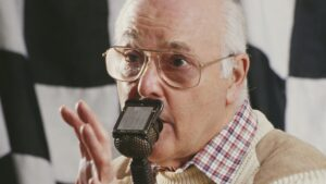 RIP Murray Walker: The Voice of My Childhood Weekends is Gone