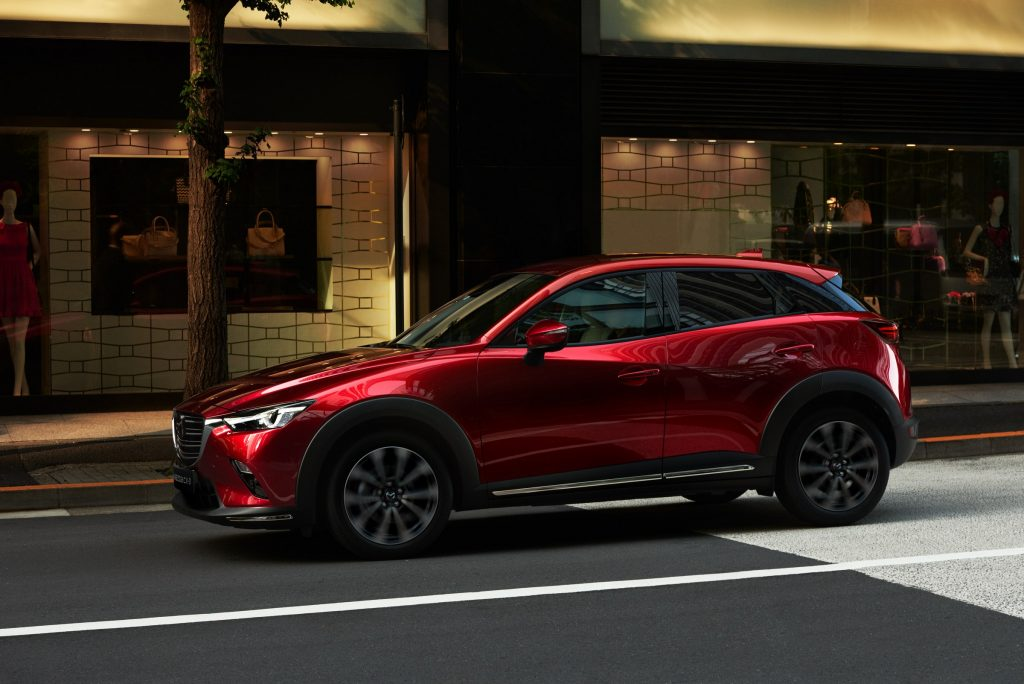 Mazda CX-3 Review – Faux-By-Four