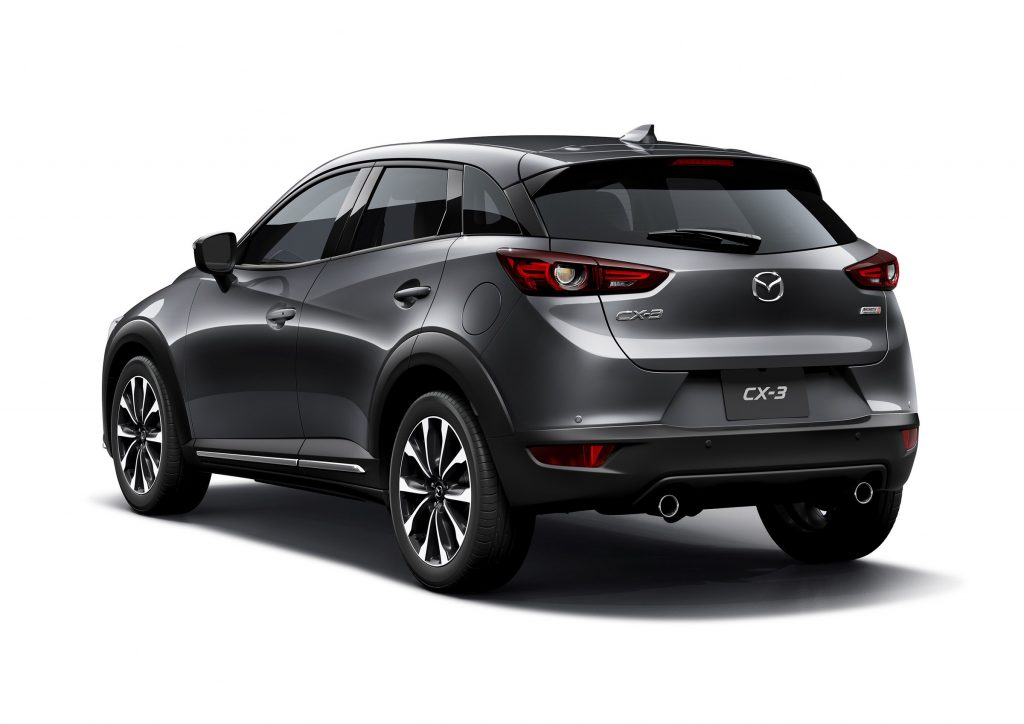 Mazda, CX-3, Torquing Cars