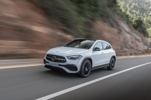 Mercedes-Benz GLA 200 Review: Not Just An A In Drag