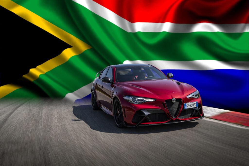 SA-Bound Alfa Romeo Giulia GTA Costs Supercar Money!