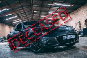 Mazda South Africa Killed The MX-5